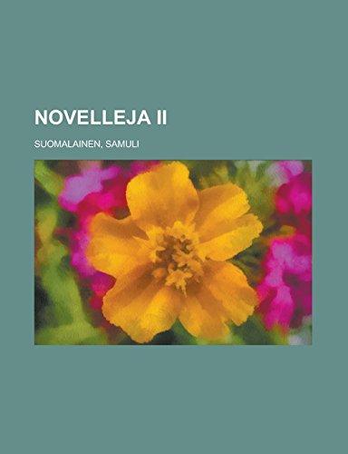 Novelleja II