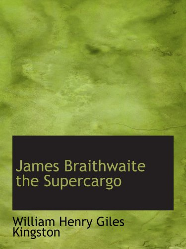 James Braithwaite, the...