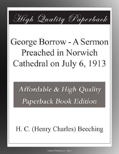 George Borrow A Sermon...
