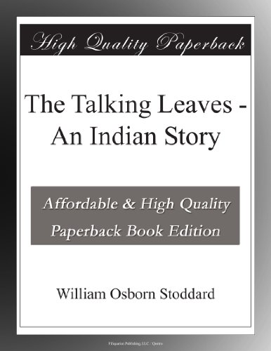 The Talking Leaves An ...