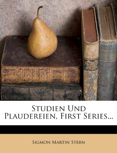Studien und Plaudereie...