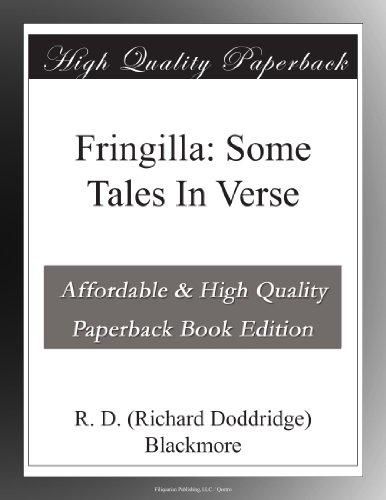 Fringilla: Some Tales ...
