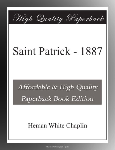 Saint Patrick 1887