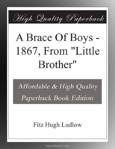 A Brace Of Boys 1867, ...
