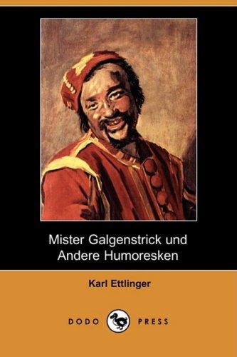 Mister Galgenstrick: u...