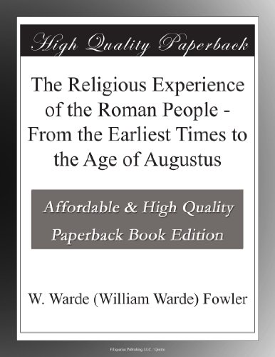 The Religious Experien...