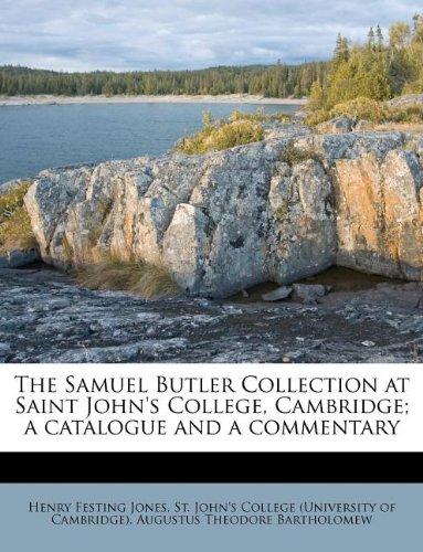 The Samuel Butler Coll...