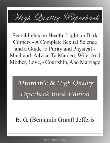 Searchlights on Health: Light on Dark Corners