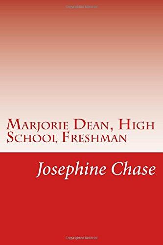 Marjorie Dean, High School Freshman