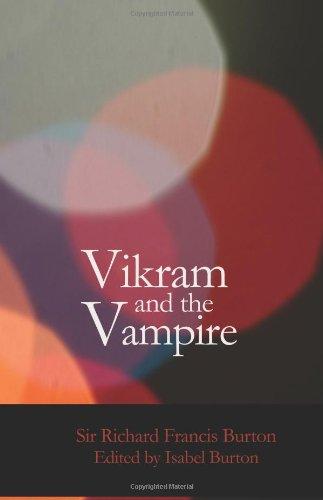 Vikram and the Vampire...