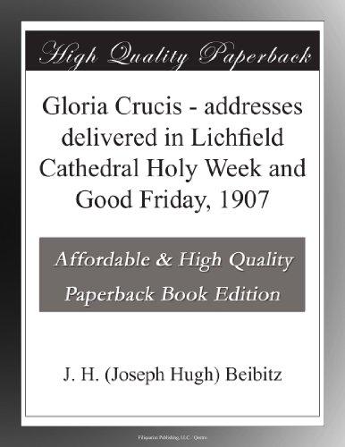 Gloria Crucis addresse...