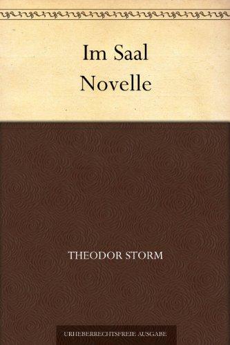 Im Saal Novelle
