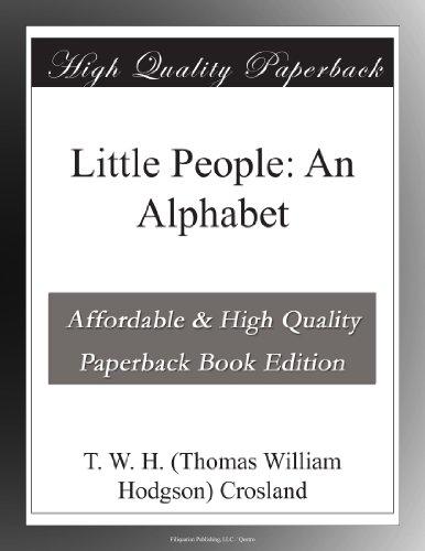 Little People: An Alph...