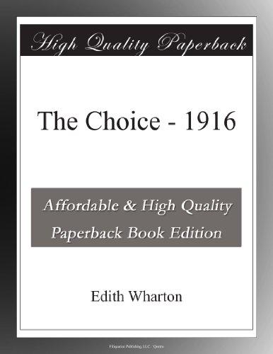 The Choice 1916