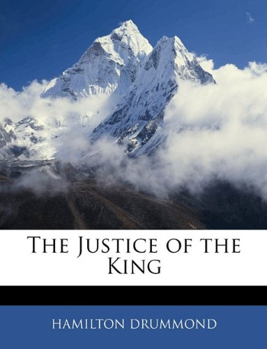 The Justice of the King