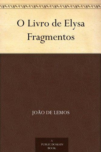 O Livro de Elysa Frag...