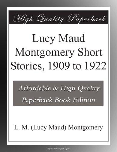 Lucy Maud Montgomery S...