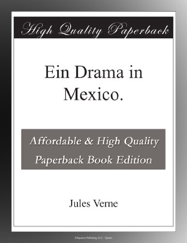Ein Drama in Mexico.