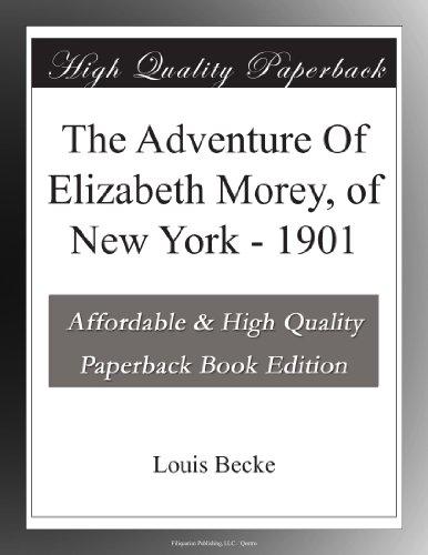 The Adventure Of Eliza...
