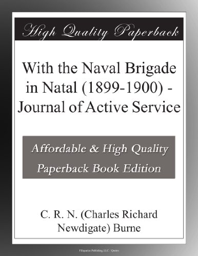 With the Naval Brigade...