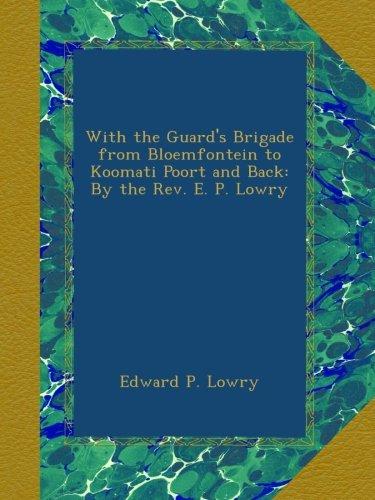 With the Guards' Briga...