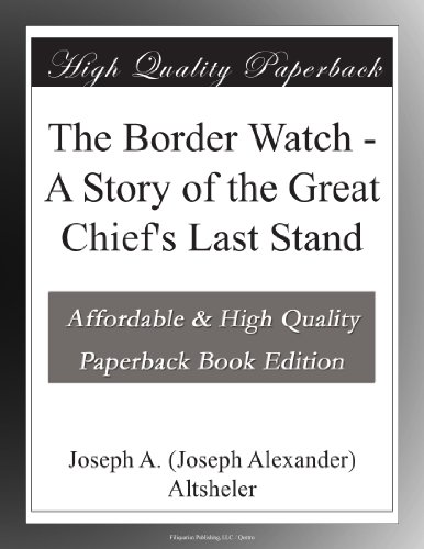 The Border Watch A Sto...