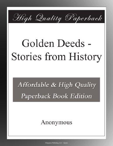 Golden Deeds Stories f...