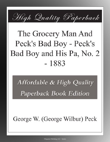 The Grocery Man And Pe...