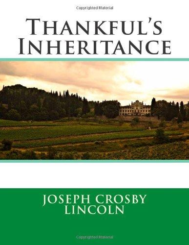 Thankful's Inheritance