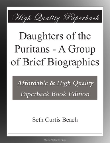 Daughters of the Purit...