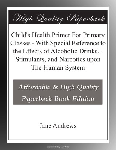 Child's Health Primer For Primary Classes