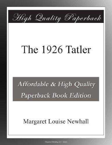 The 1926 Tatler