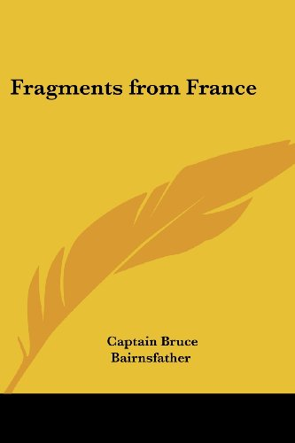 Fragments From France