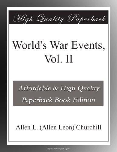 World's War Events, Vo...