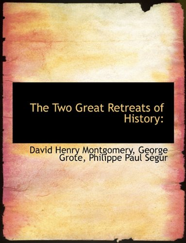 The Two Great Retreats...