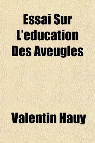 Essai sur l'éducation ...