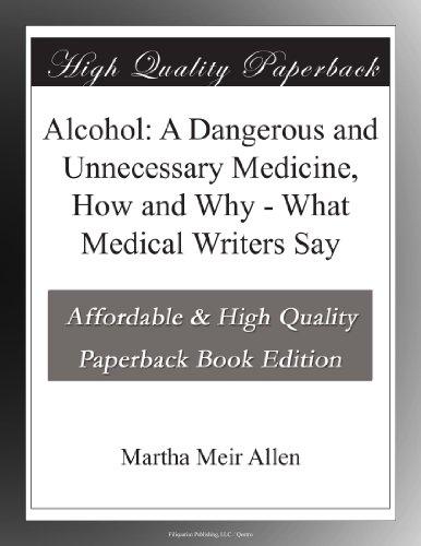 Alcohol: A Dangerous a...
