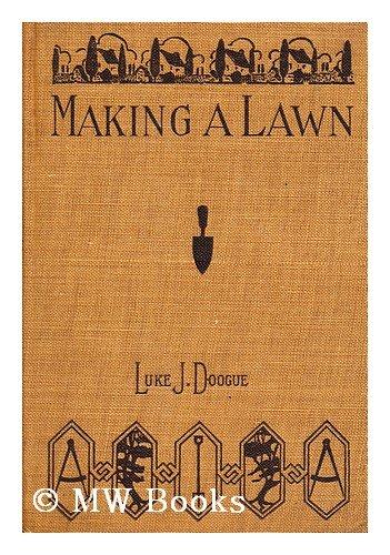 Making a Lawn
