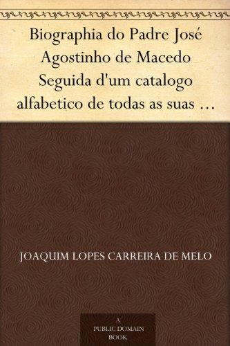 Biographia do Padre Jo...