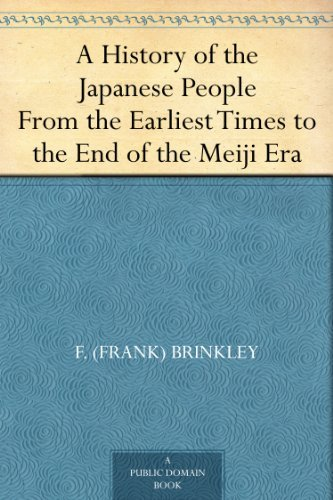 A History of the Japanese People