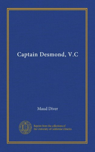Captain Desmond, V.C.