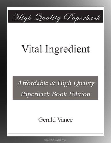 Vital Ingredient