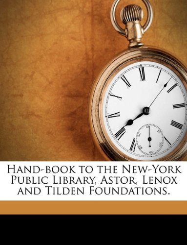 Handbook of The New Yo...