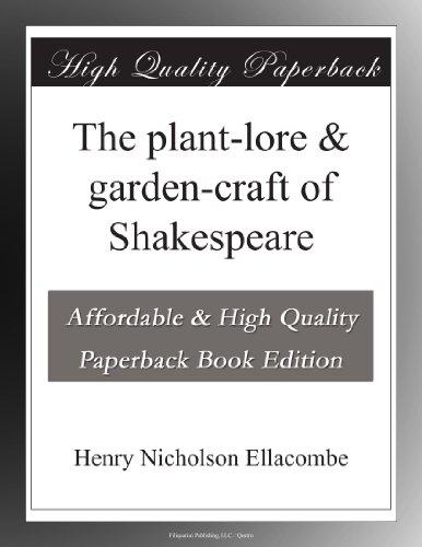 The plant-lore & garde...