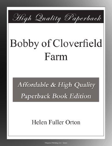Bobby of Cloverfield Farm