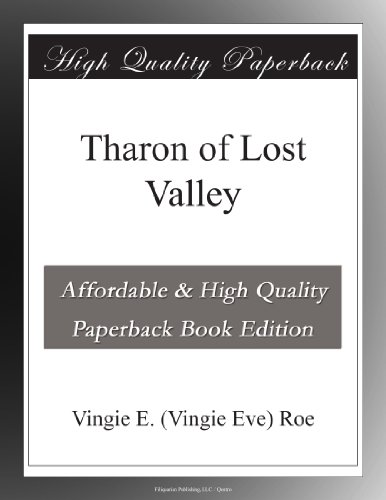 Tharon of Lost Valley