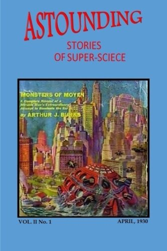 Astounding Stories of Super-Science April 1930