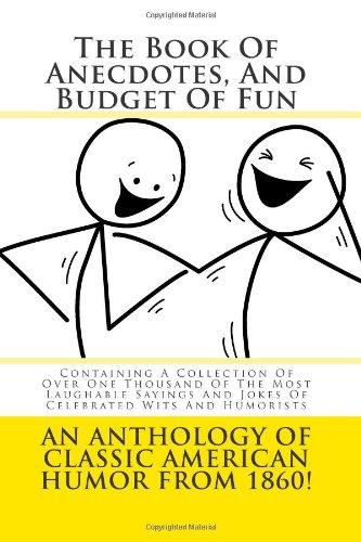 The Book of Anecdotes ...