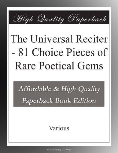 The Universal Reciter ...