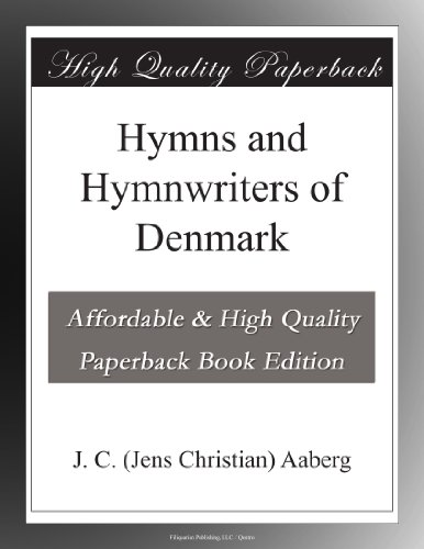 Hymns and Hymnwriters ...